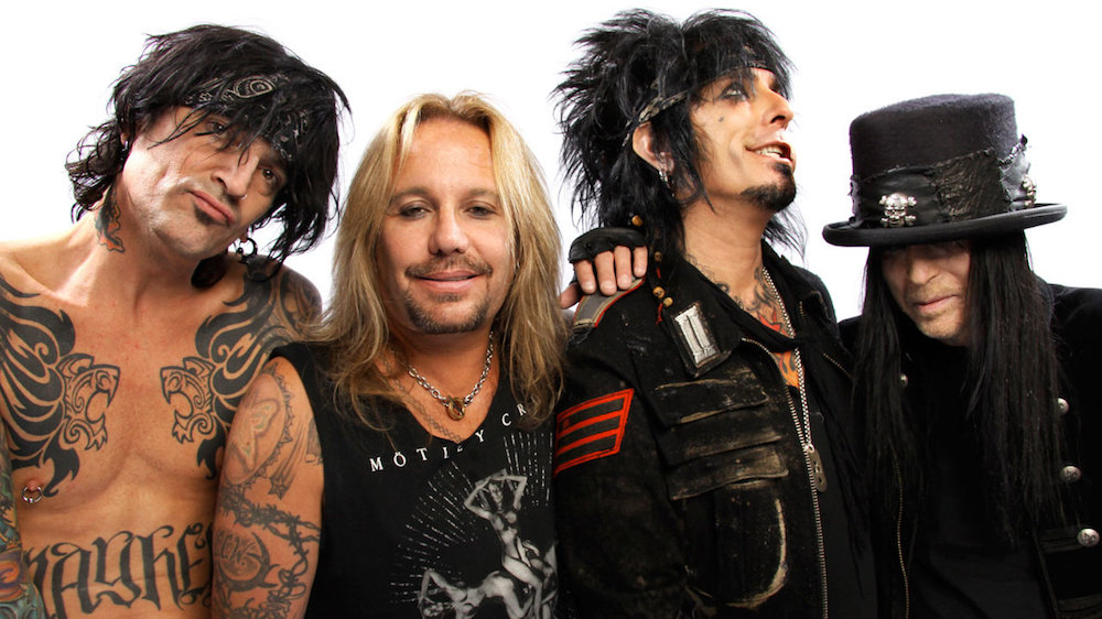 Contest: Win a Mötley Crüe/ The Dirt Prize Pack! | MetalSucks