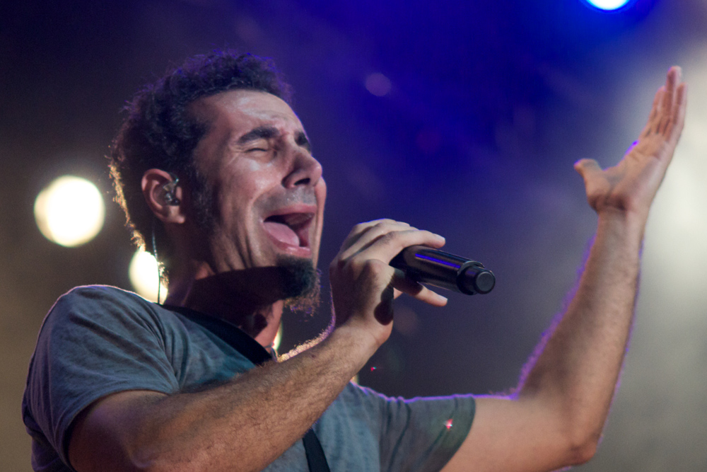Serj Tankian Approves of Releasing New Old SOAD, Continues to Diss His Bandmates | MetalSucks