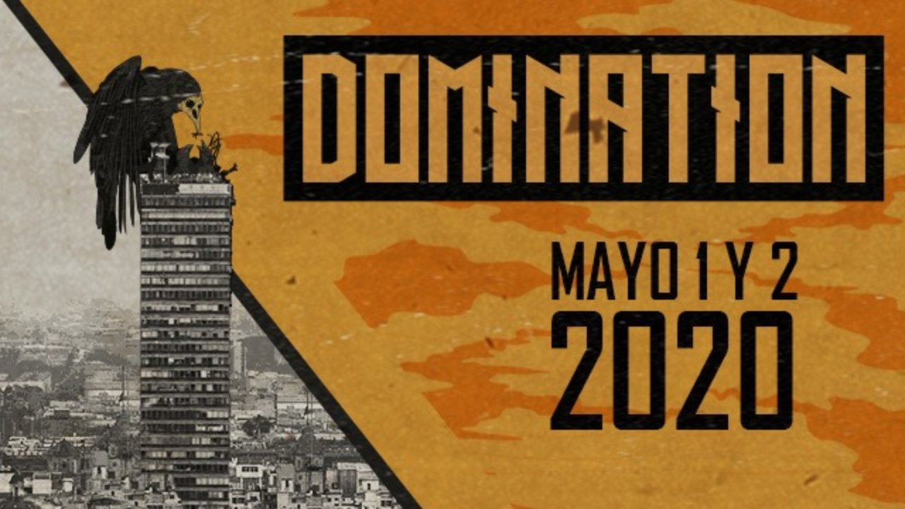 new domination mexico in