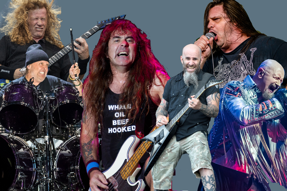 Poll: Which Legendary Metal Band Should Retire Next? | MetalSucks