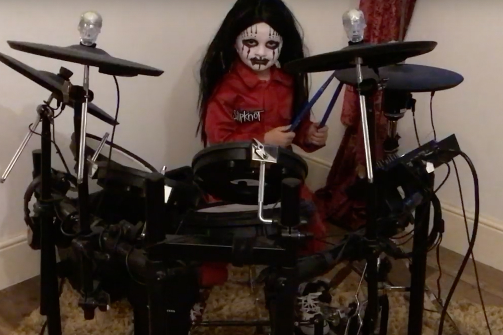 Viral 5-Year-Old Slipknot Fan, Reconsidering Nickelback, and More Stories You May Have Missed This Week | MetalSucks