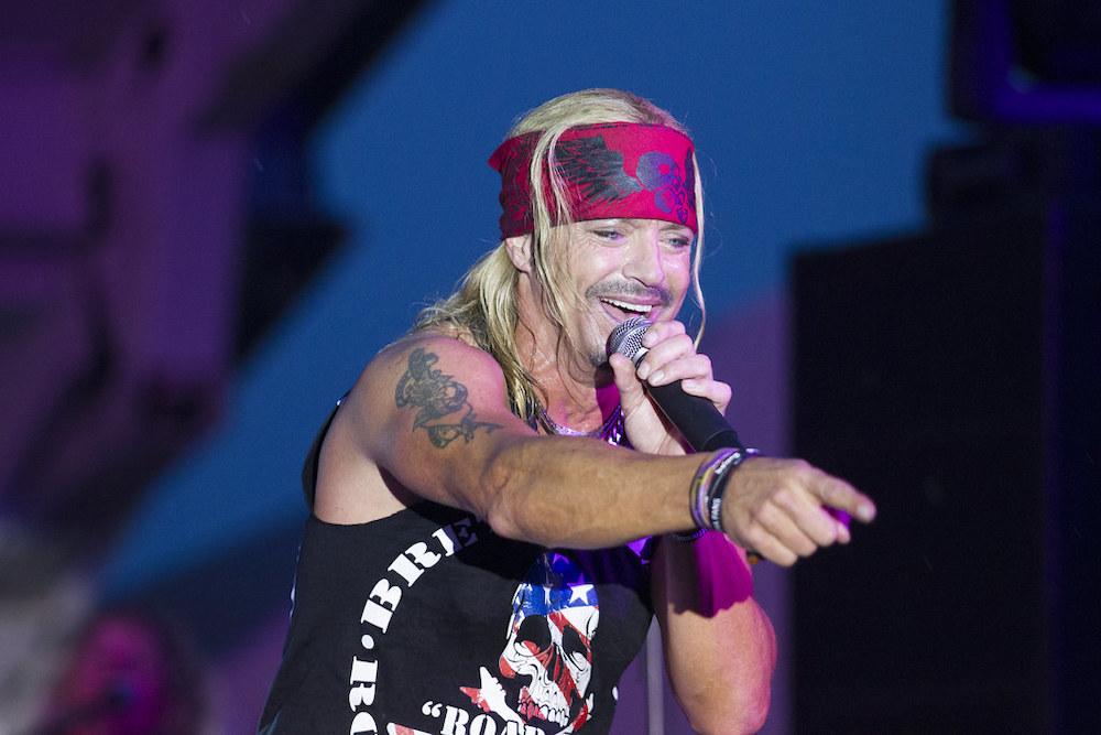 Poison's Bret Michaels Has Skin Cancer | MetalSucks
