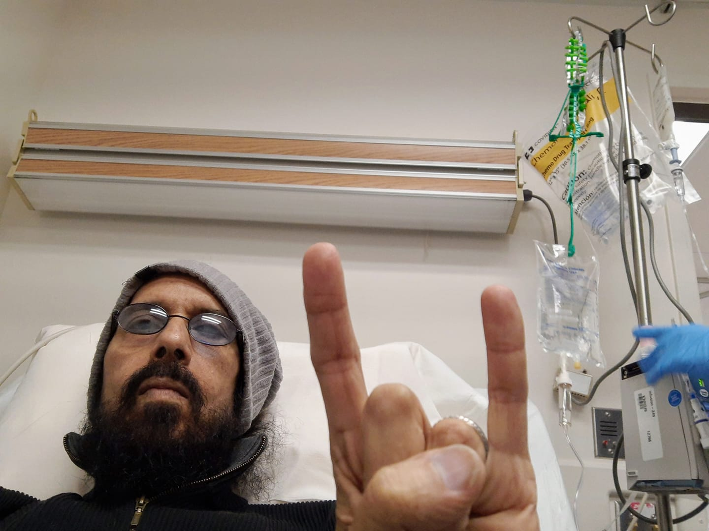 Quiet Riot's Frankie Banali Undergoing More Chemotherapy for Pancreatic Cancer | MetalSucks