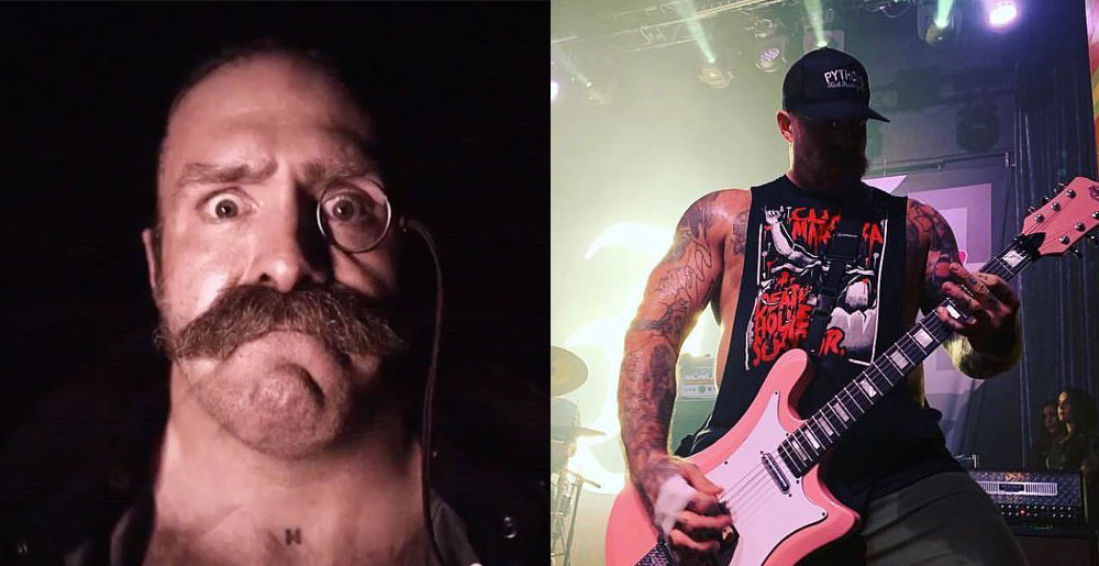 Etid Christmas Show 2020 Every Time I Die Guitarist Guitarist Andy Williams Talks Balancing