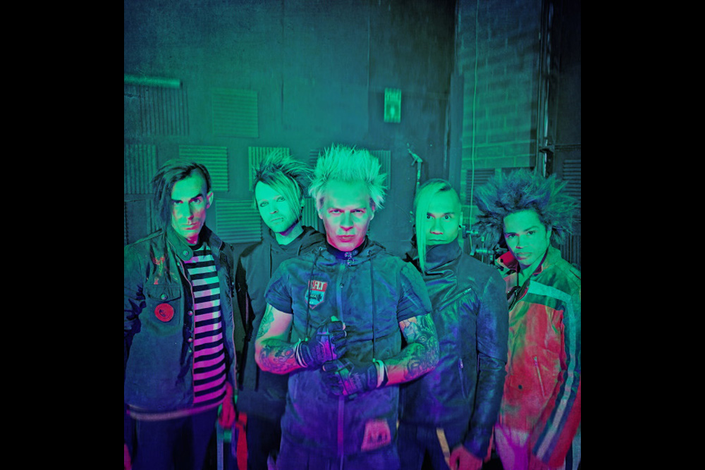 "Powerman 5000 Celebrate '70s and '80s New Wave With New Song ""Black Lipstick"" 
