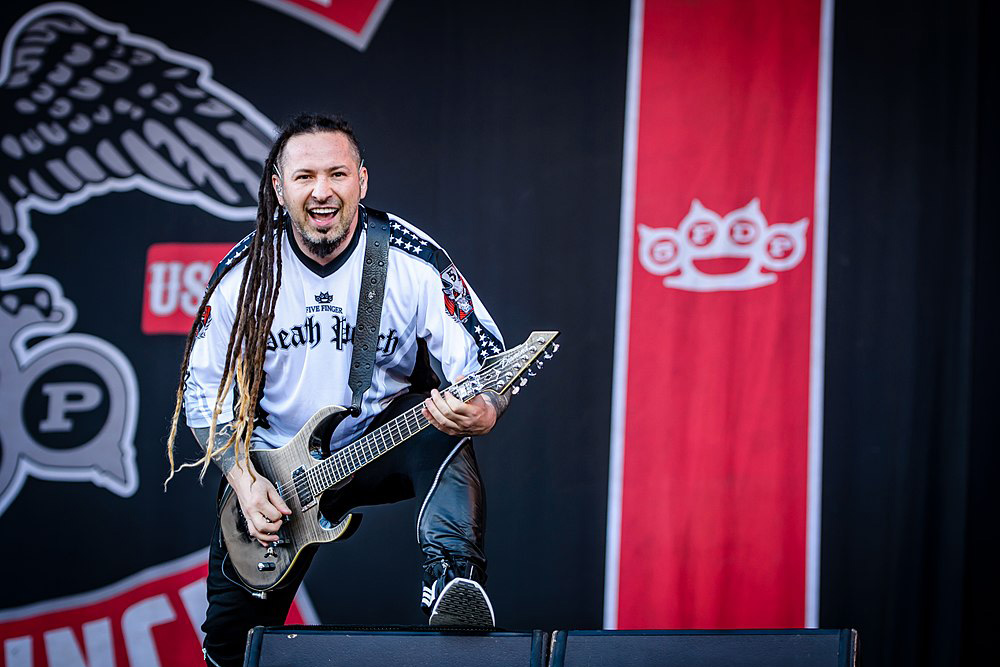"Five Finger Death Punch's Zoltan Bathory: ""Don't Let Politically Motivated Goons Hijack Your Emotions"" 