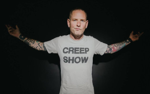 """Corey Taylor: """"You're a F*ckin' Assh*le"""" if You're Unvaccinated and Attend Shows"""