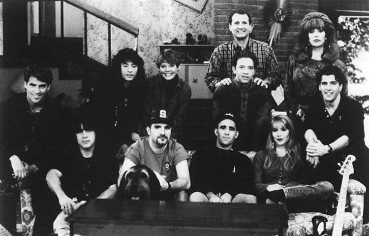 Video: Charlie Benante Reminisces About Anthrax's Appearance on Married...  with Children | MetalSucks