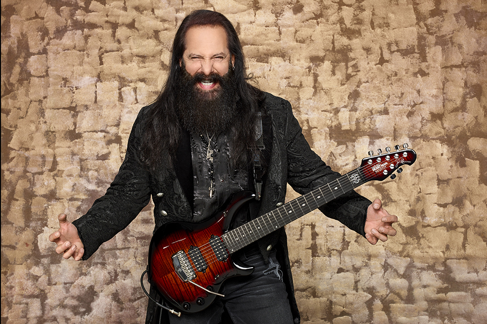 Check Out the Title Track From John Petrucci's Terminal Velocity (Featuring Mike Portnoy)   MetalSucks