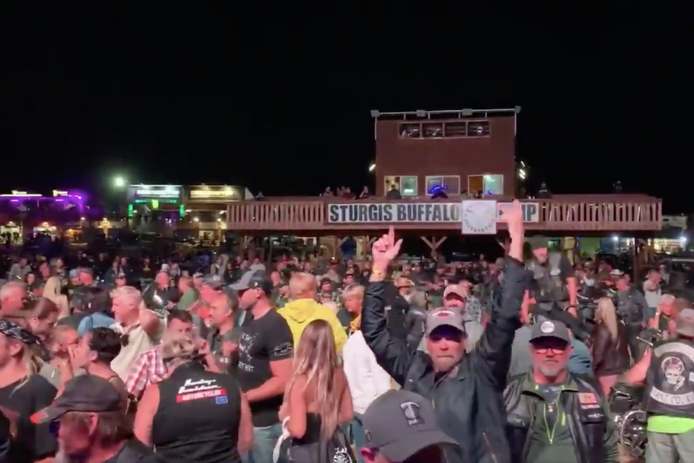 Sturgis Covid-19 Fallout Continues as First Attendee Dies, Thousands More Infected | MetalSucks