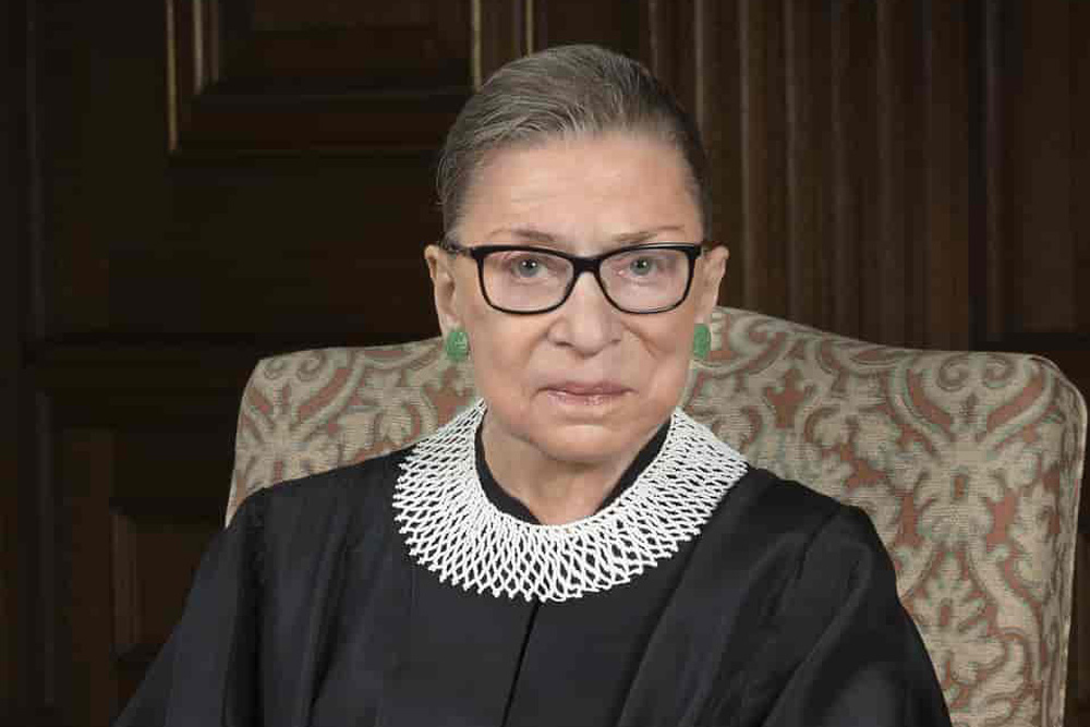 Members of the Metal Community React to the Death of Ruth Bader Ginsburg | MetalSucks