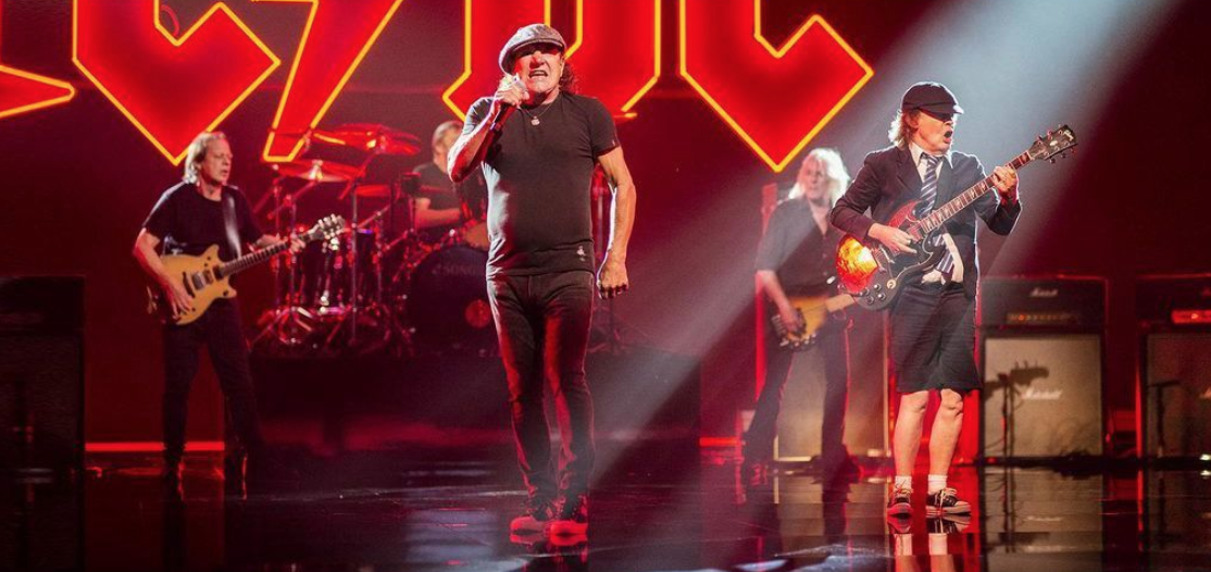 AC/DC May Have Accidentally Leaked Photos From Their New Music Video Shoot | MetalSucks