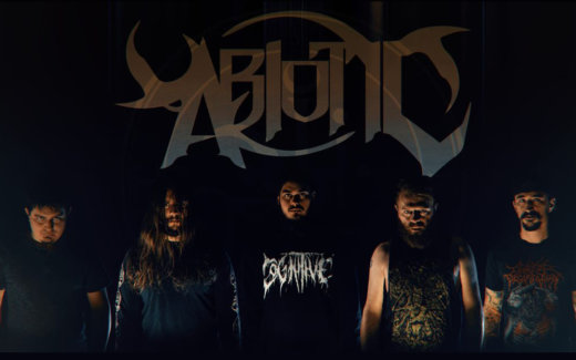 Abiotic Debut New Song Featuring Jonathan Carpenter (Ex-the Contortionist)