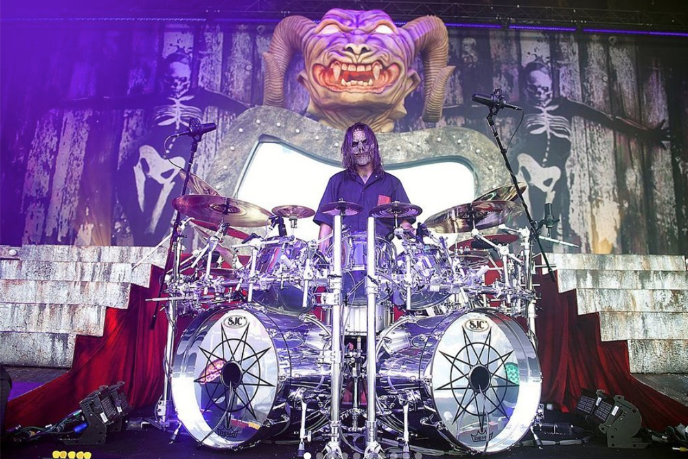Slipknot Drummer Jay Weinberg Shares Most Important Advice for Bands | MetalSucks