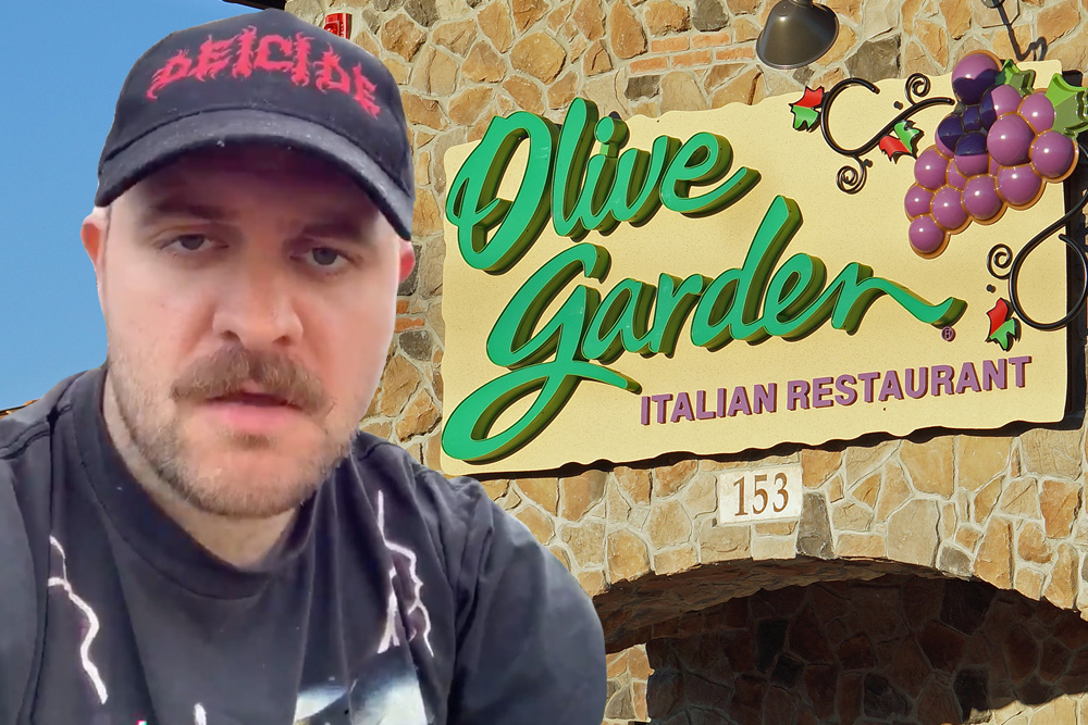And Now, a Deicide Fan Explains the Finer Pleasures of Olive Garden | MetalSucks