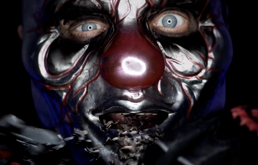 """Slipknot's Shawn """"Clown"""" Crahan Explains Why the Band's Mythical Album Look Outside Your Window Remains Unreleased 