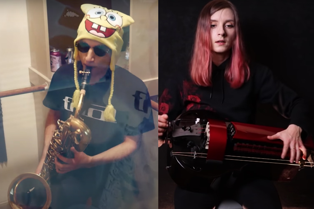 Listen: Tool Played on the Saxophone, Tool Played on the Hurdy-Gurdy | MetalSucks