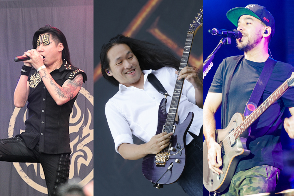 Members of Dragonforce, Linkin Park, Chthonic, and More Detail Racism Against Asians in the Metal Scene | MetalSucks