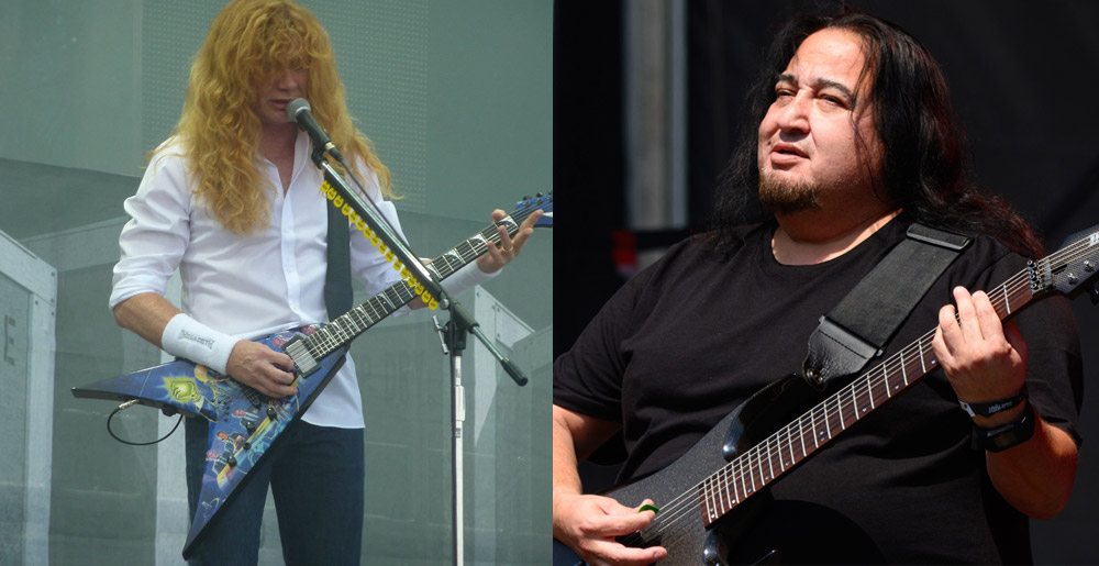 Dave Mustaine Tells Dino Cazares To Make Him a Sandwich, Ted Nugent Helps Spread COVID-19, and More Stories You May Have Missed This Week | MetalSucks