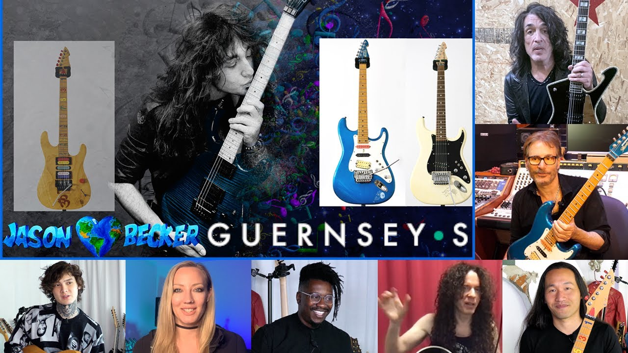 Jason Becker's Three Most Important Guitars Will Go Up For Auction | MetalSucks
